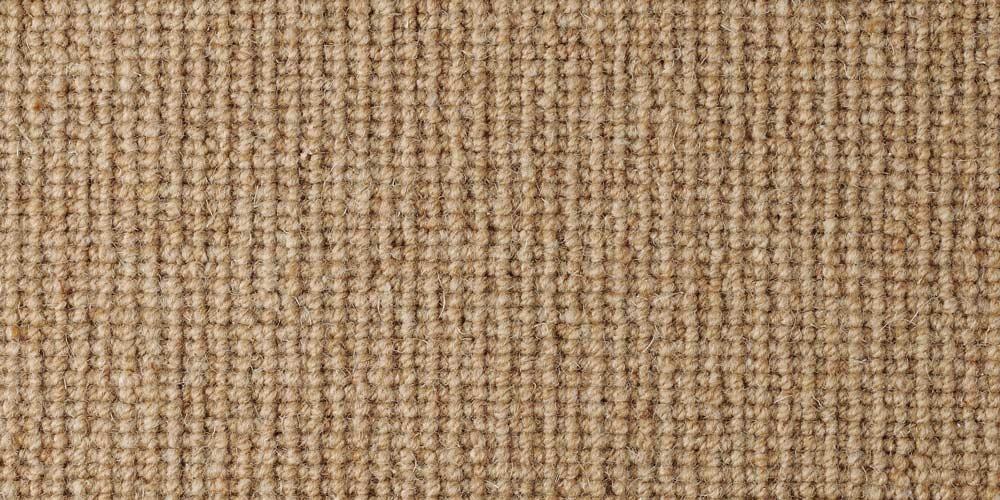 Tawny Berber Wool Carpet