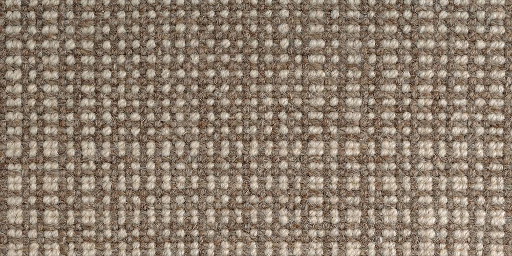 Trefoil Crafty Cross Wool Carpet