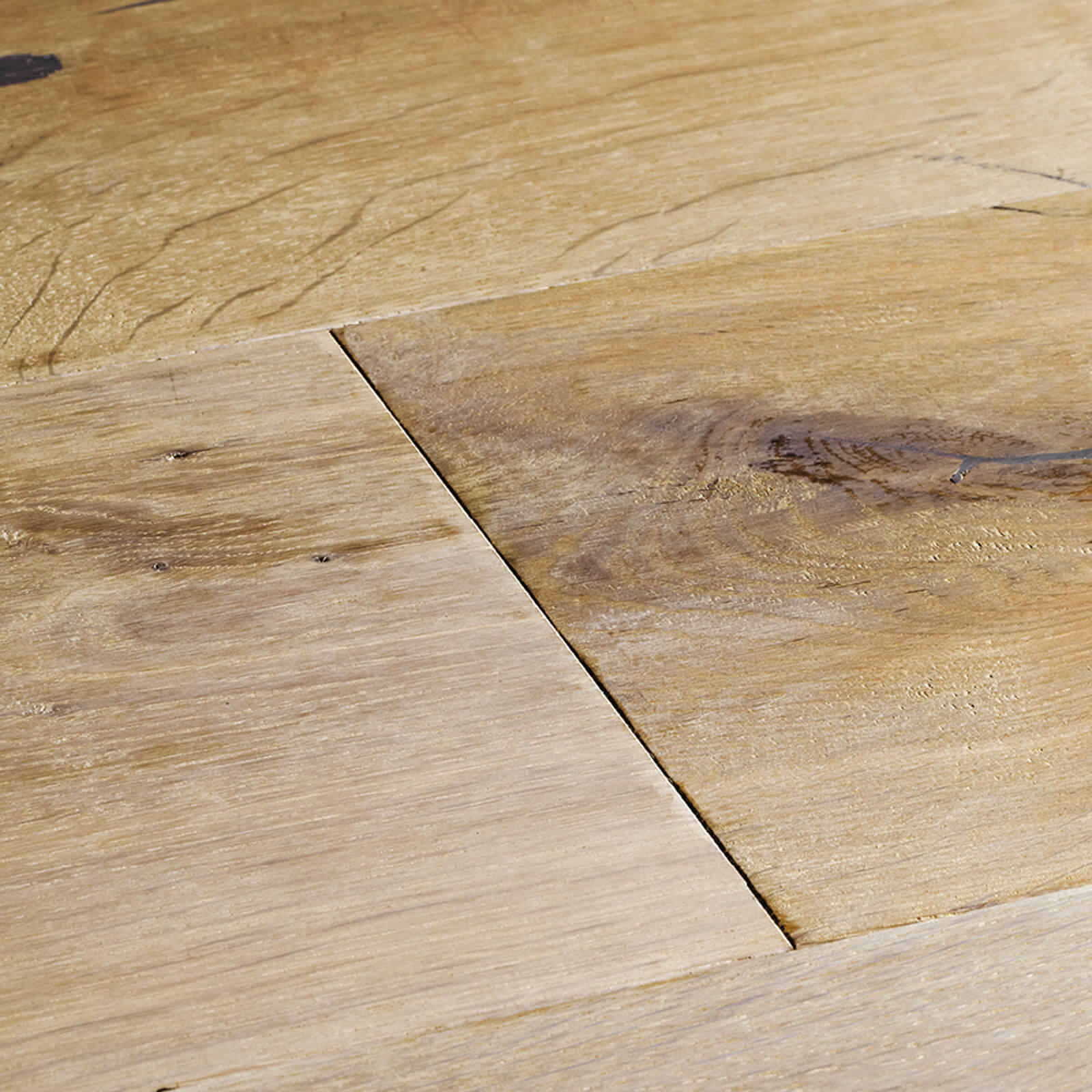 White Oak Berkeley Woodpecker Flooring