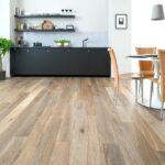 White Smoked 240mm Oak Harlech Woodpecker Flooring Lifestyle