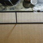 lifestyle carpet 4617 jute herringbone natural