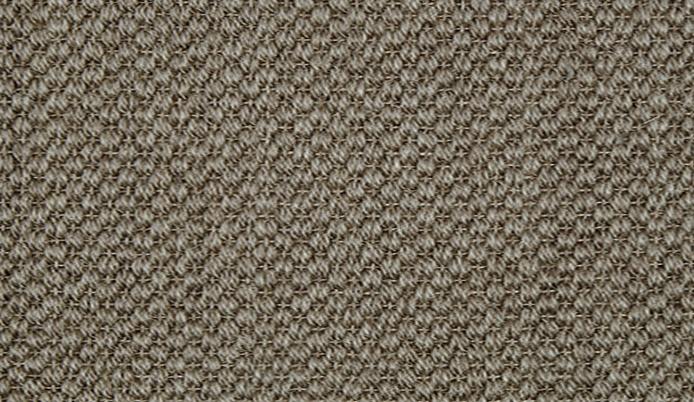 Aluminium Oriental Sisal Carpet