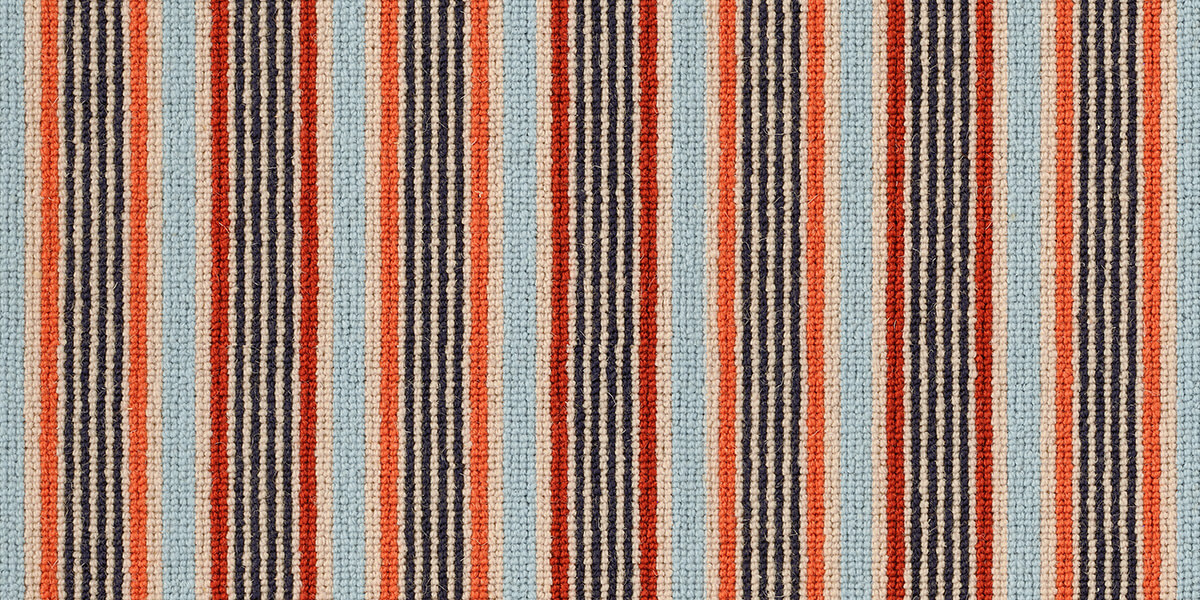 Pegwell Frolic Margo Selby Stripe Carpet