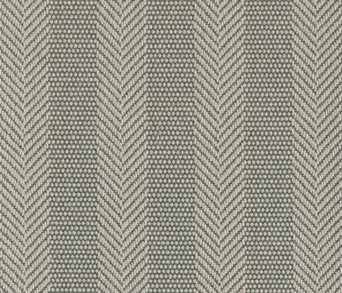 Behrs Iconic Herringstripe Wool Carpet