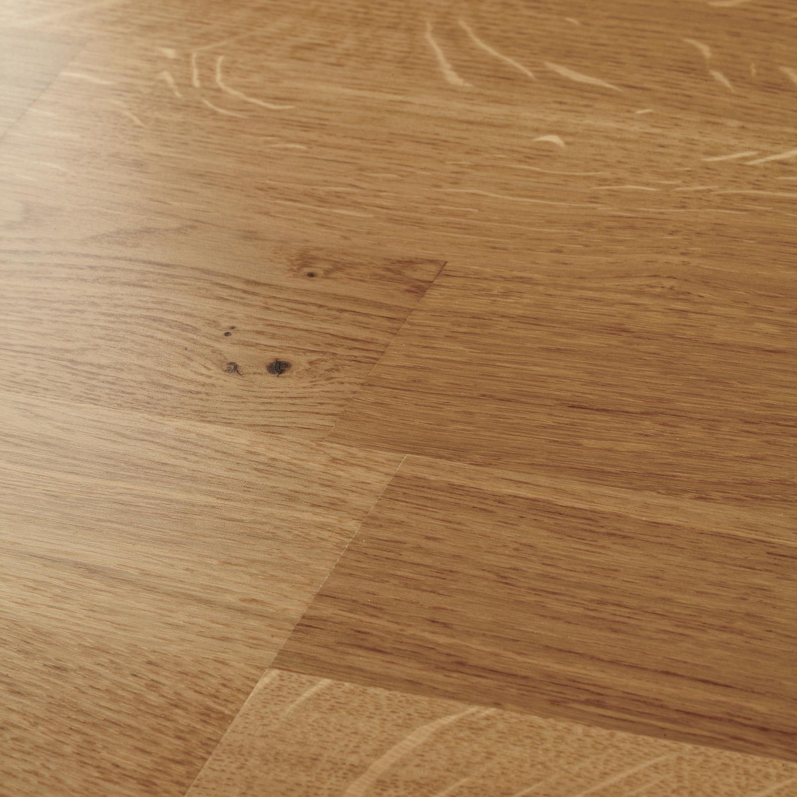Salcombe Natural Oak 3 Strip Flooring